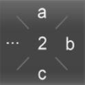 Tap'n'swipe (beta) logo