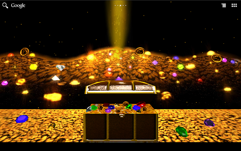 Treasure Chest LWP DEMO- screenshot thumbnail