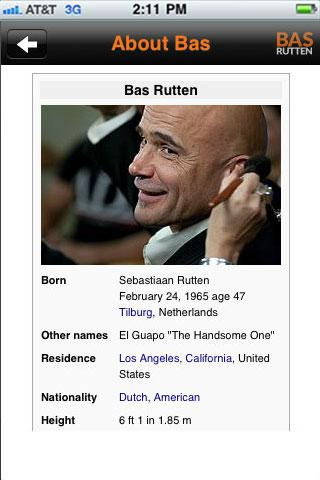 Bas Rutten's World - screenshot