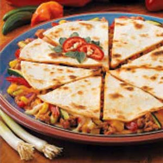 Ground Turkey Quesadilla Recipes.