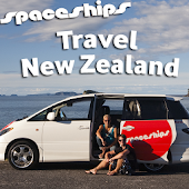 Spaceships: Travel New Zealand
