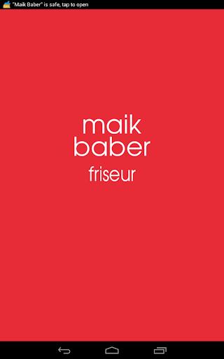 Maik Baber Friseur