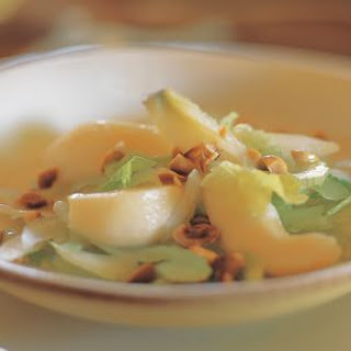 Celery, Pear and Toasted Hazelnut Salad