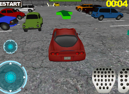 Real Car Parking 3D- screenshot thumbnail