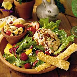 Honey Chicken Salad.