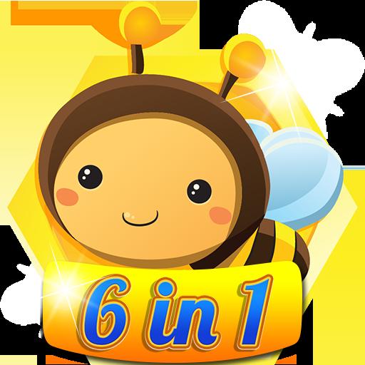 蜜蜂遊戲的孩子 賽車遊戲 App LOGO-硬是要APP