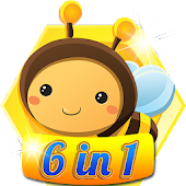 Honey Bees Game For Kids