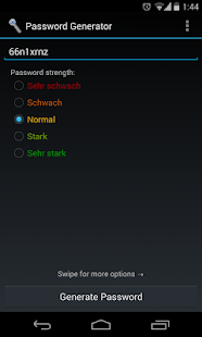 Password Generator - screenshot thumbnail