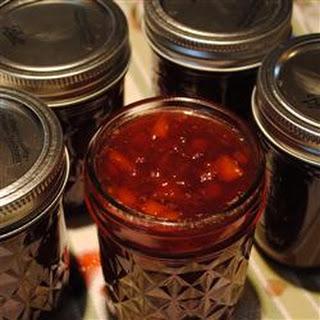 Rachel's Sugar Plum Spice Jam.