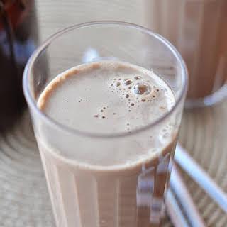 Homemade Chocolate Syrup for Chocolate Milk.