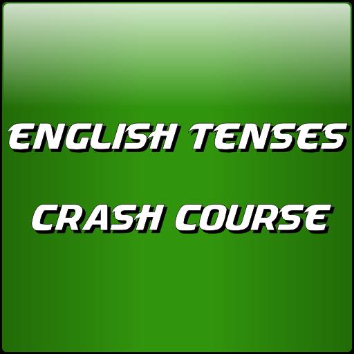 教育必備App English Tenses - Crash Course LOGO-綠色工廠好玩App