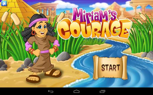 KBH: Miriam's Courage