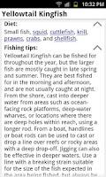 Screenshot of My Fishing Mate Pro Australia