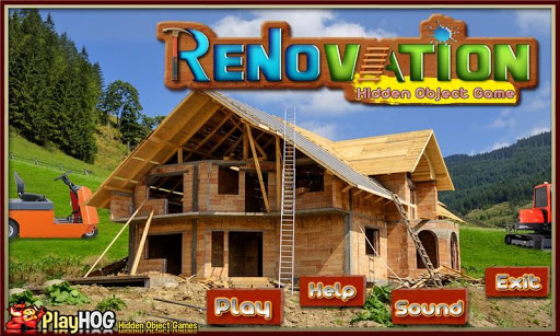 Renovation Free Hidden Objects