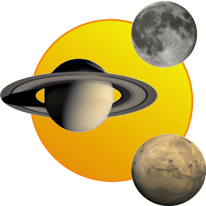 Sun, moon and planets 1.3.20 APK