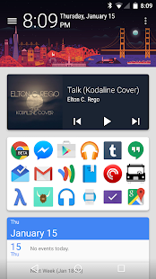 Jack's Music Widget- screenshot thumbnail