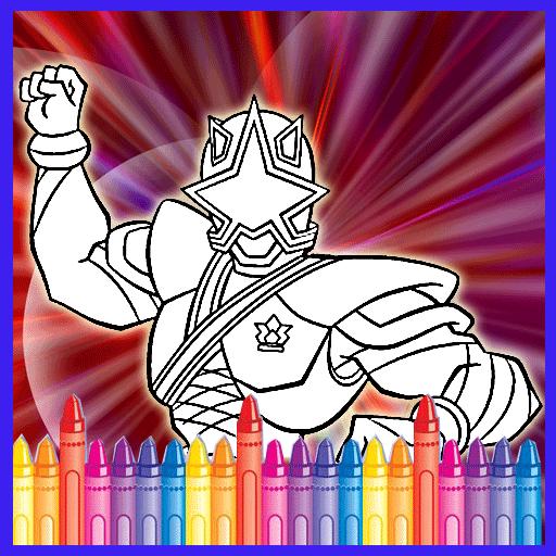 Paint Samurai Ranger