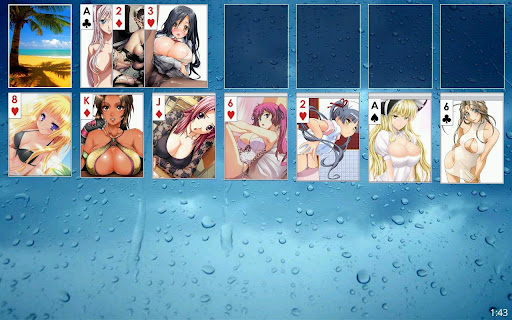 Sexy Cards Free (Solitaire) .