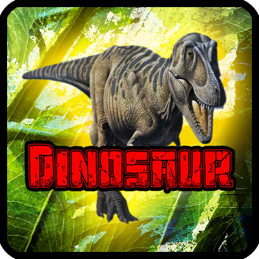 Dinosaur Coloring For Kids LOGO-APP點子