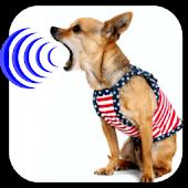 Dog bark sounds