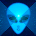 Runner in the UFO - Visualizer icon