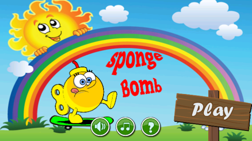 Sponge Bomb Ski