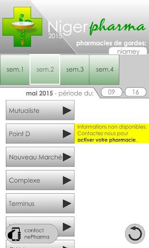 【免費醫療App】nigerPharma-APP點子