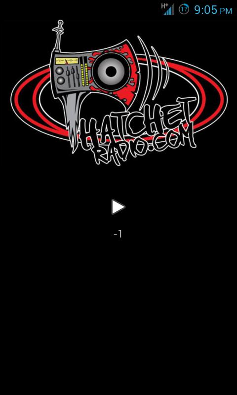 Hatchet Radio (DISCONTINUED) - screenshot