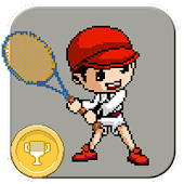 Super Ball Tennis:One Swings