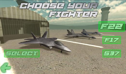 F22 Fighter Desert Storm Pro 模擬 App-愛順發玩APP