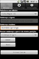 Screenshot of Taximetro Pro