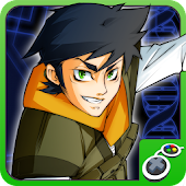 Genetic Fighters Anime Puzzle