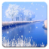 Snowy Scenes Live Wallpaper