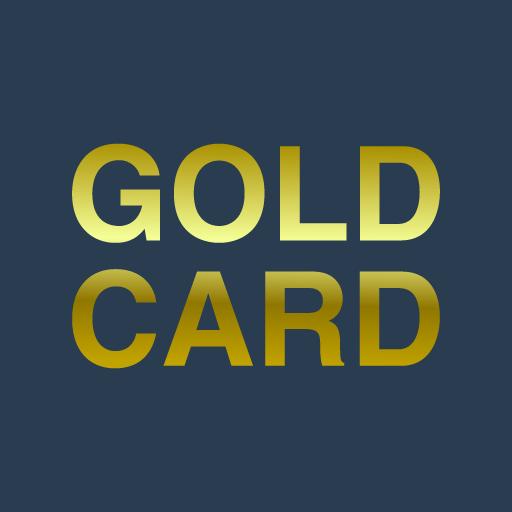 通讯のGoldCard LOGO-記事Game