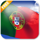 3D Portugal Flag Live Wallpaper icon