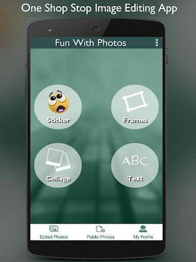 Fun With Photos - Image Editor