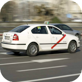 Madrid Taxi Traffic Racer
