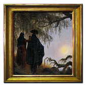 Caspar David Friedrich Art