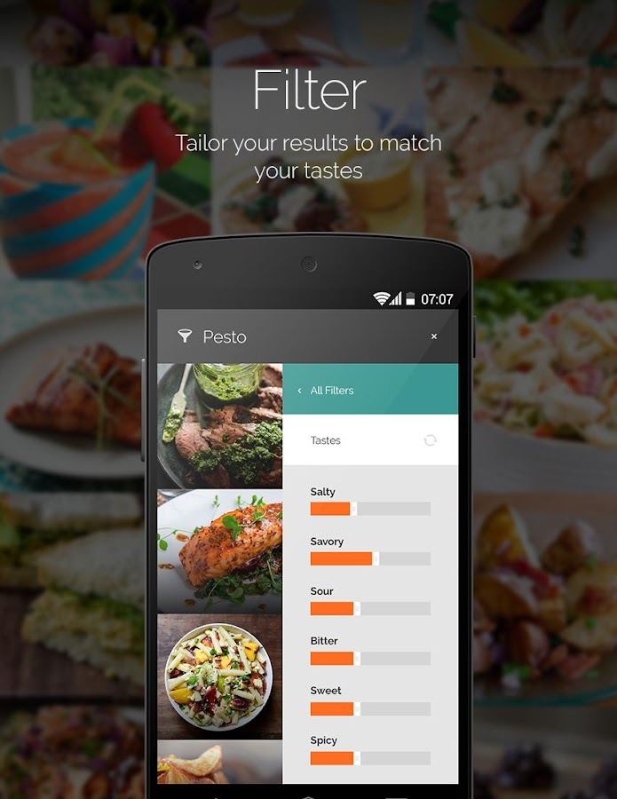 Yummly recipes shopping list android apps on google play yummly recipes shopping list screenshot forumfinder Gallery