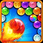 Estrella de la burbuja- Bubble icon