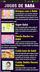 Jogos de babá - screenshot thumbnail