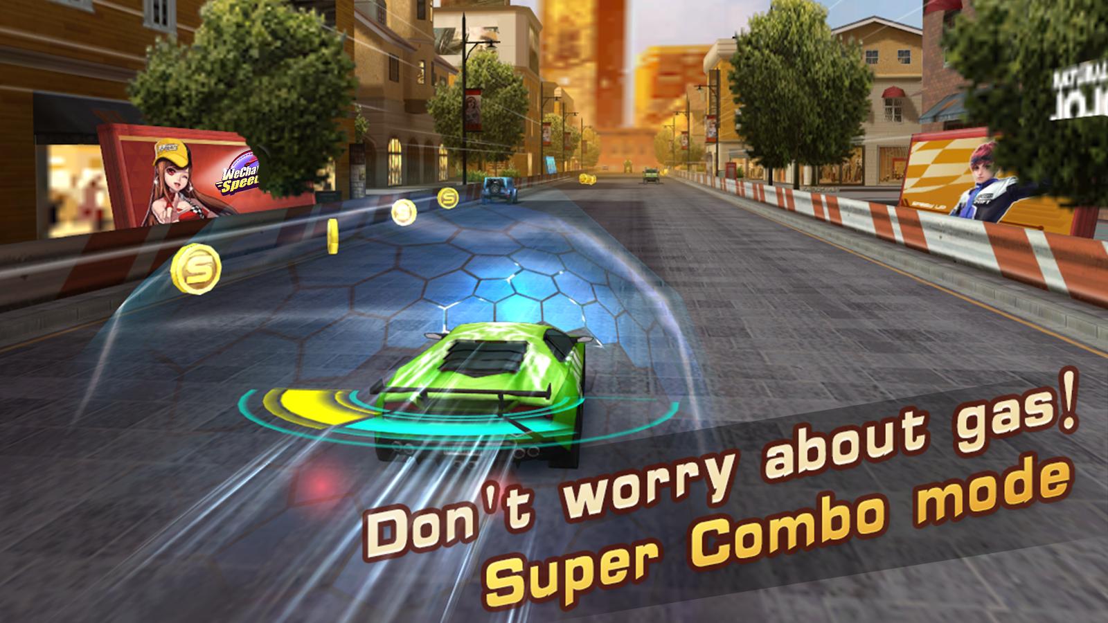 WeChat Speed- screenshot