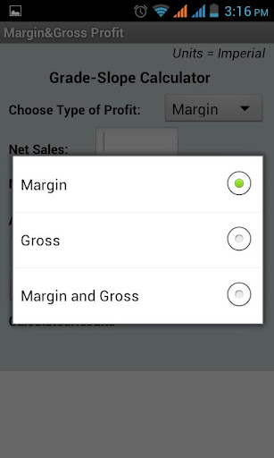 Margin,Gross&Profit Calculator 生產應用 App-愛順發玩APP