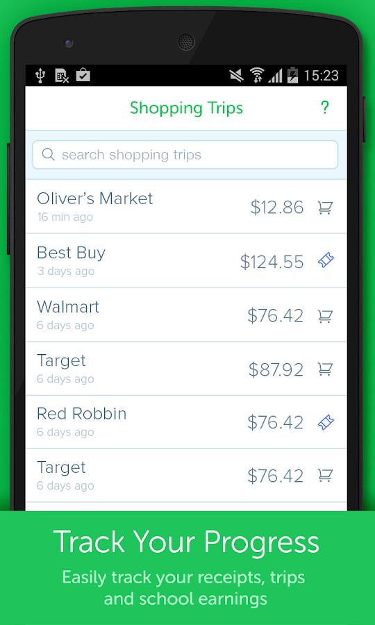 Shoparoo: School Fundraising - screenshot
