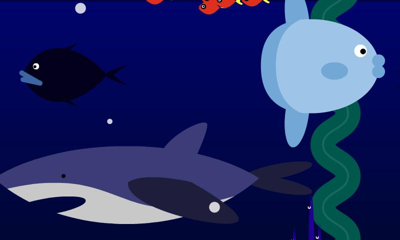 Touch and Find! Sea Creatures- screenshot