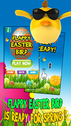 Flappy Easter Oblivion Rainbow