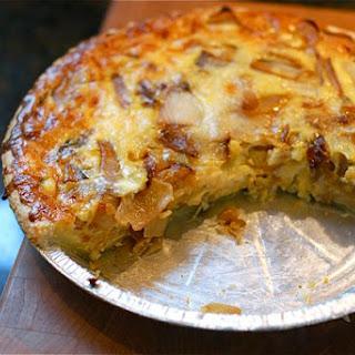 Caramelized Onion Pie Recipes.