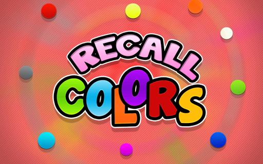 Recall Colors