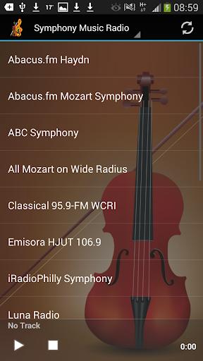 Symphony Music Radio Stations