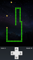 Screenshot of Snake Game
